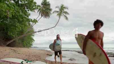 Surf Getaway - Cross-Media
