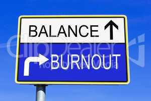 Burnout Balance