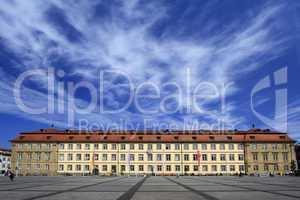Neues Rathaus Bamberg