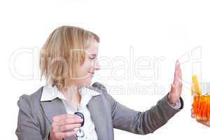 Alkohol am Steuer - Nein Danke