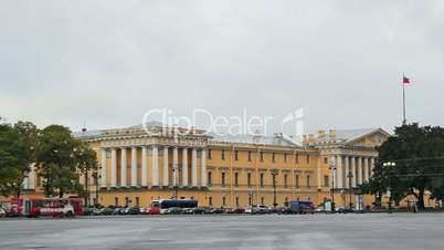 Main Admiralty, Saint Petersburg, Russia