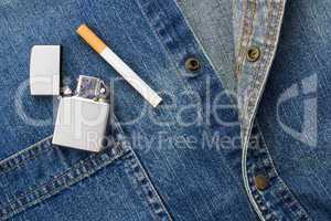 Smoking and Denim