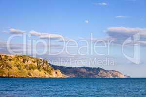 Andalusia Coastline in Spain