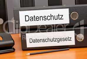 Datenschutz und Datenschutzgesetz