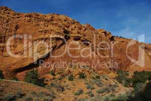 Red rocks on Burr Trail Road, Grand Stair Escalante National Monument, Utah