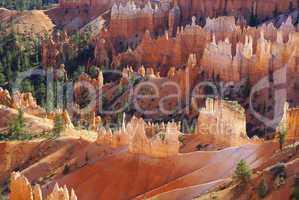 Bryce Canyon impression, Utah
