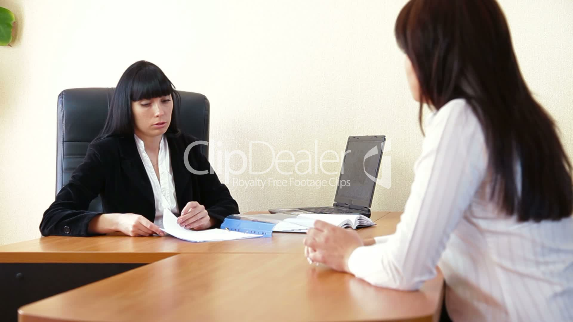 job interview royalty video and stock footage job interview