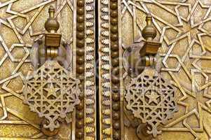 Marokko Fes Königspalast