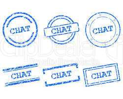 Chat Stempel