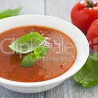 Tomatensuppe / tomato soup