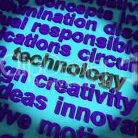 Technology Word Meaning Innovation Software Improvements And Hi
