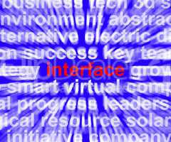 Interface Word Meaning Remote Operation Of Software Or System