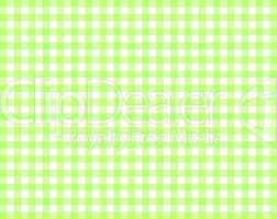 Tischdecke grün weiß kariert