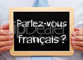 Parlez-vous français ?