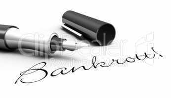 Bankrott! - Stift Konzept
