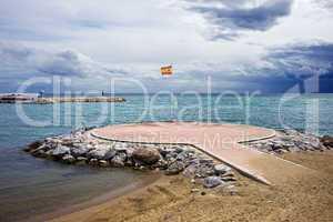 Heliport in Marbella