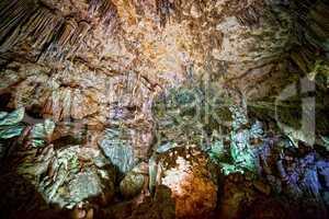Nerja Caves in Spain