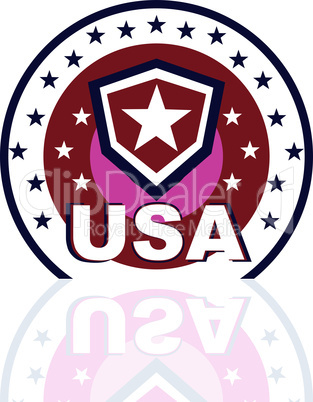 background for Independence Day and other Usa events. vector