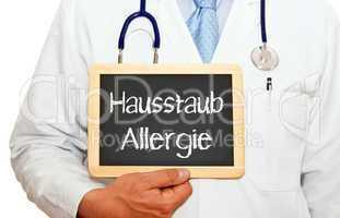 Hausstaub Allergie