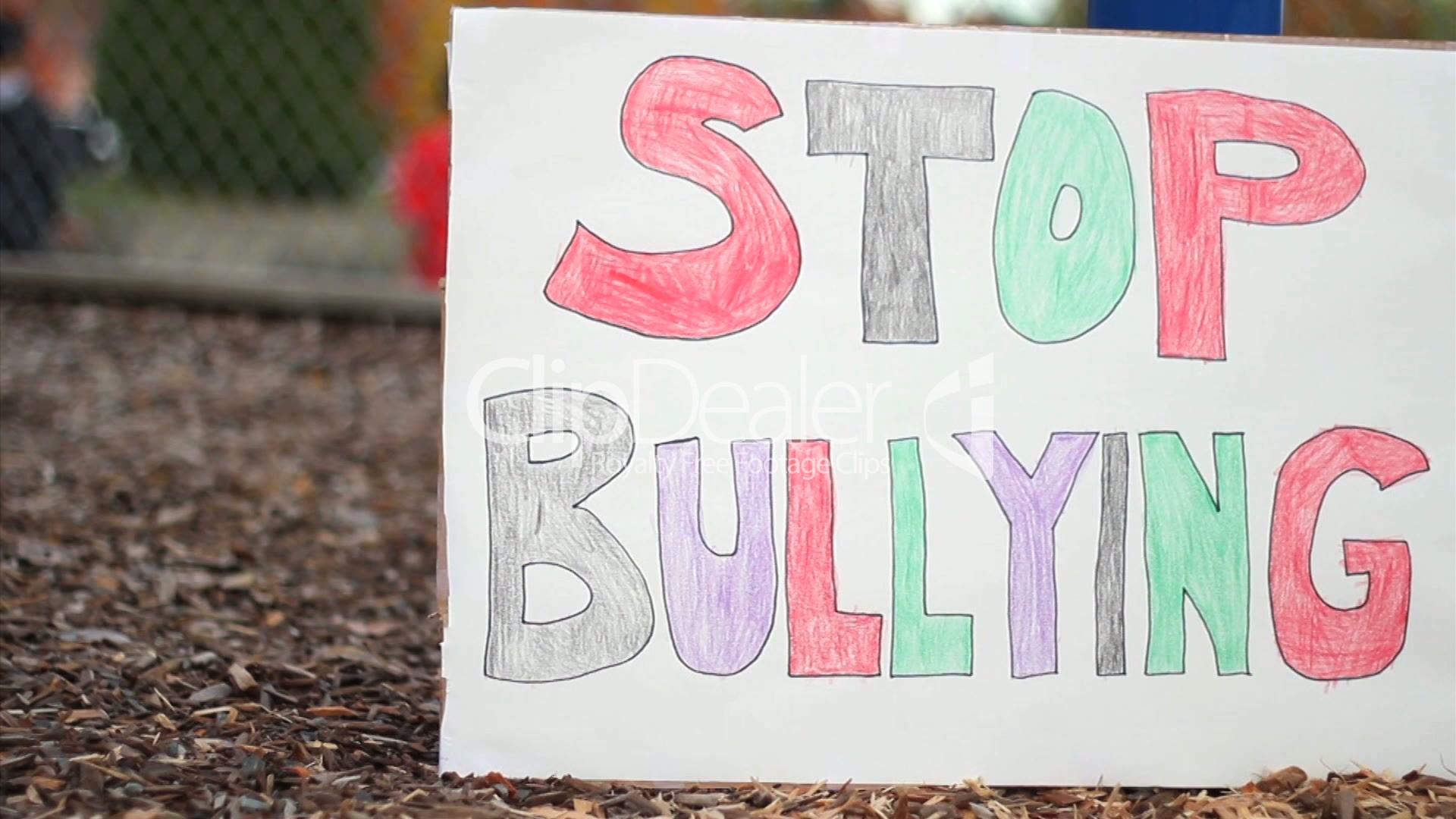 Bullying video clips
