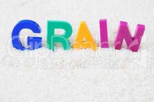 Grain concept