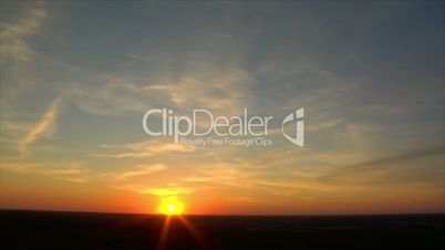 10692 sundown super wide time lapse