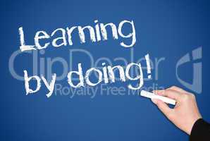Learning by doing !