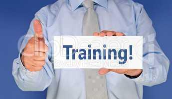 Training !