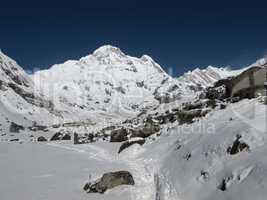 Beautiful Annapurna