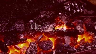 High temperature coal
