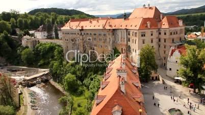 Český Krumlov - Burg und Schloss