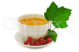 Currant tea