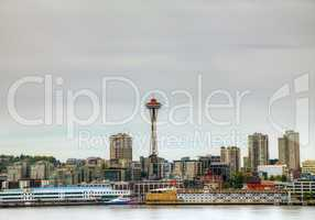 Cityscape of Seattle