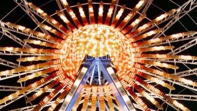 Ferry Wheel Timelapse Oktoberfest