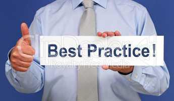 Best Practice !