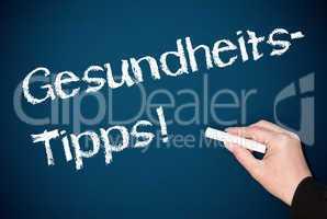 Gesundheits Tipps !