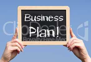 Business Plan !