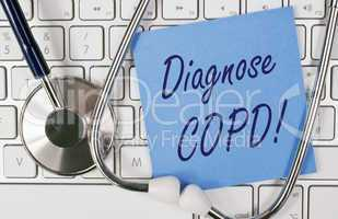 Diagnose COPD !