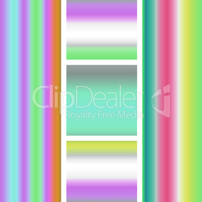 Colorful abstract wallpaper. Vector illustration