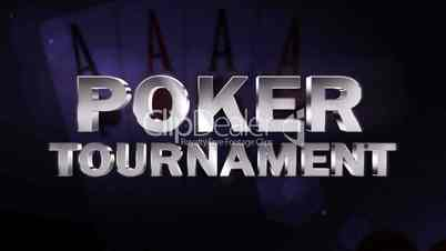 Poker Tournament Text - HD1080