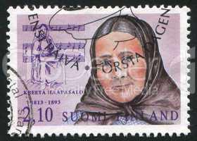 Kreeta Haapasalo