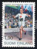 Runner Hannes Kolehmainen