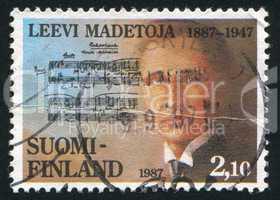 Composer Leevi Madetoja