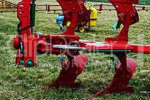 Agricultural equipment. Details 32