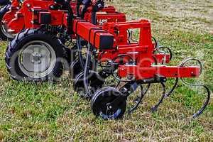 Agricultural equipment. Details 22
