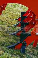 Agricultural equipment. Detail 11