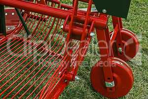 Agricultural equipment. Detail 19