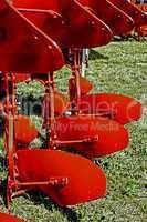 Agricultural equipment. Details 29