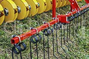 Agricultural equipment. Details 31