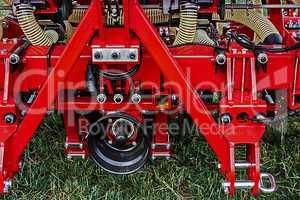Agricultural equipment. Details 35
